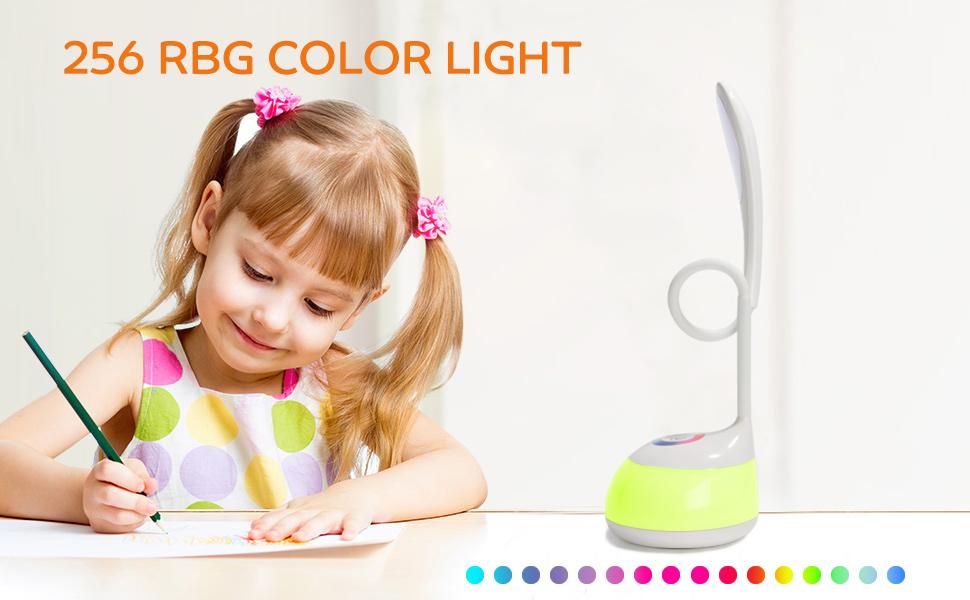 RGB Color night light