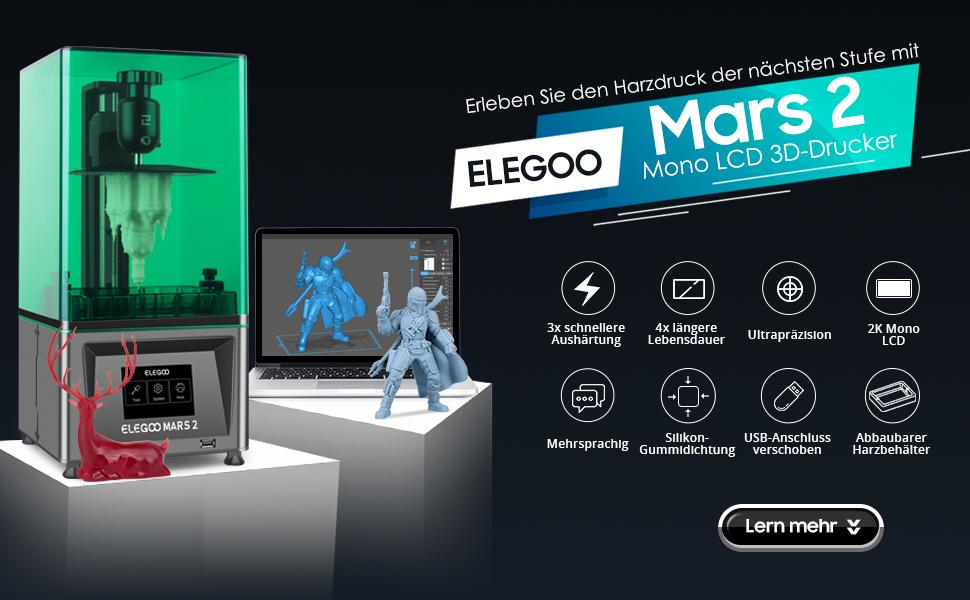 ELEGOO Mars 2