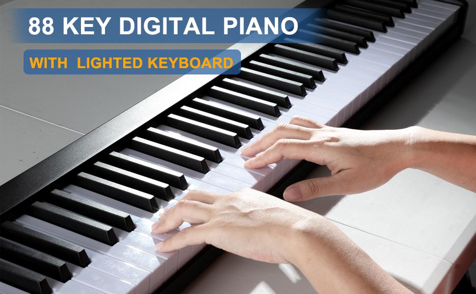 88 digital piano