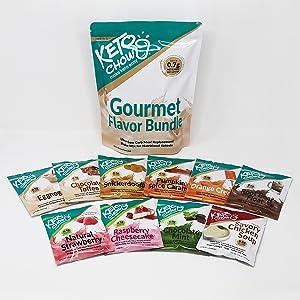 keto chow gormet flavor bundle