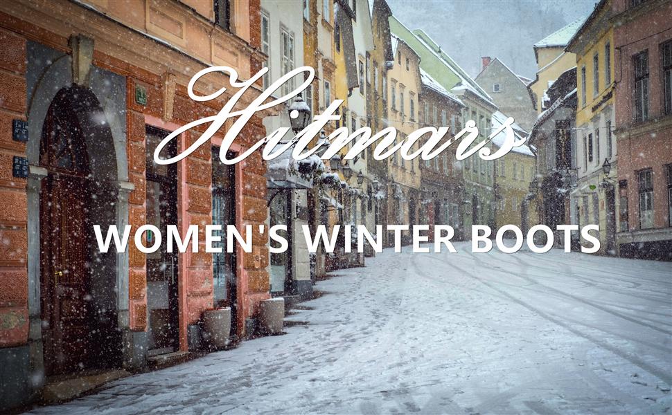 HITMARS WOMENS WINTER BOOTS