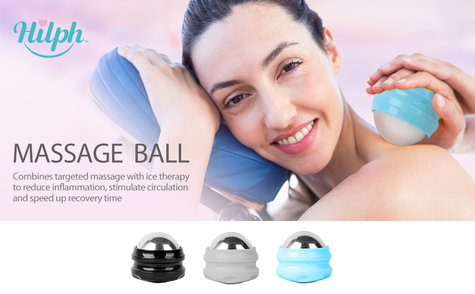Manual Cryosphere Cold Massage Roller