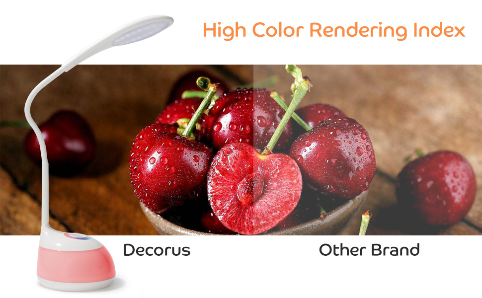 high color rendering with best gift kids
