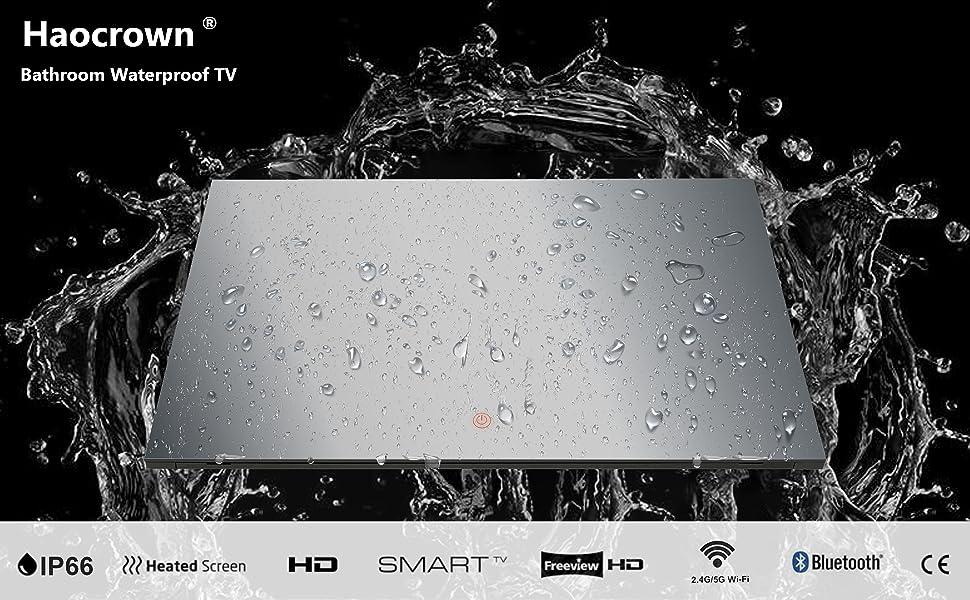 bathroom waterproof tv