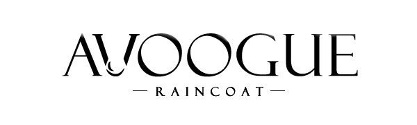 avoogue rain jacket for women
