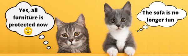 FixZilla - Furniture Protectors from Cats