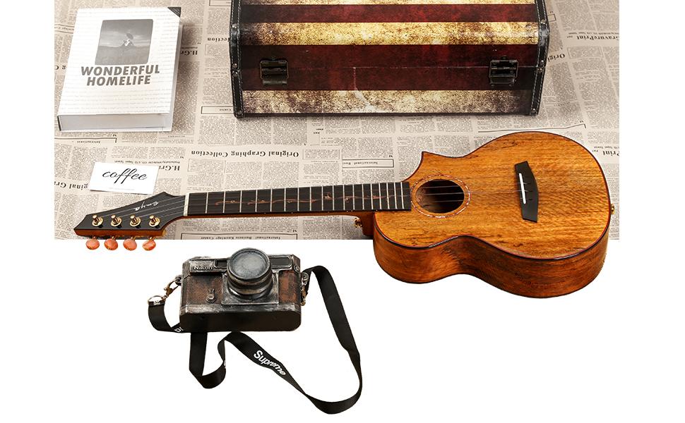 Enya MG6 ukulele