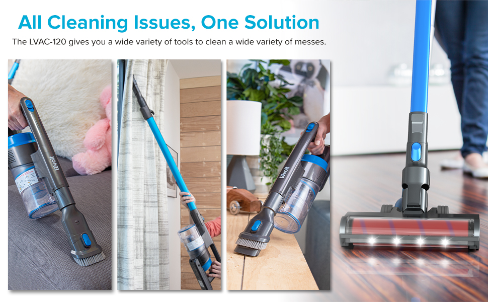 all cleaning issues, one solution