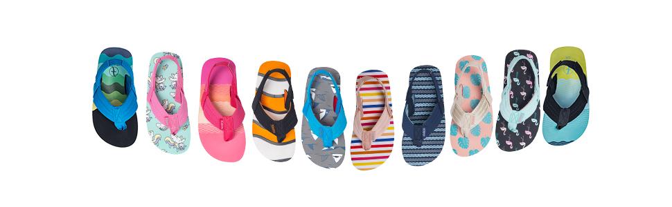 Boys girls sandals
