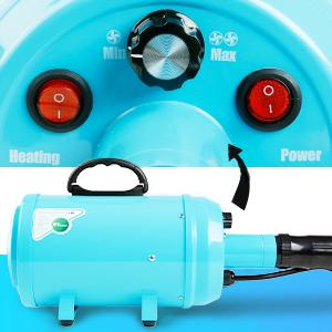dog dyer, dog hair dryer, pet hair dryer, dog grooming blower, dog blaster with heater