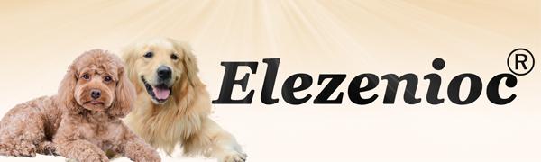 Elezenioc long neck dog plush toys