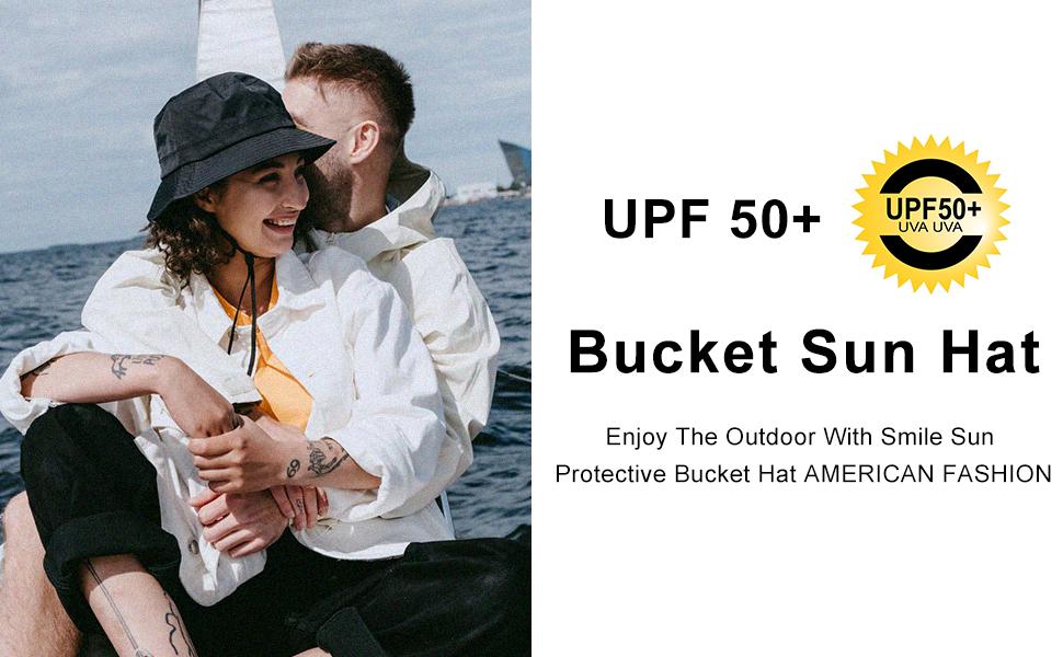 bucket hats for women teens girls wide Brim summer bucket beach sun hats travel beach