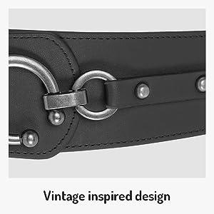 Vintage inspired design