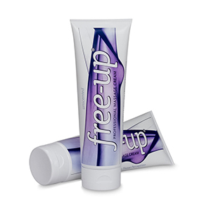 PrePak, Products, Free-Up, Massage, Cream, Physical Therapy, bacteriostatic, hypo-allergenic