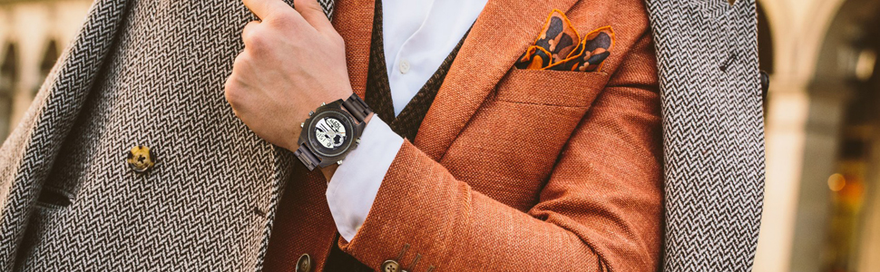 wooden watches men
