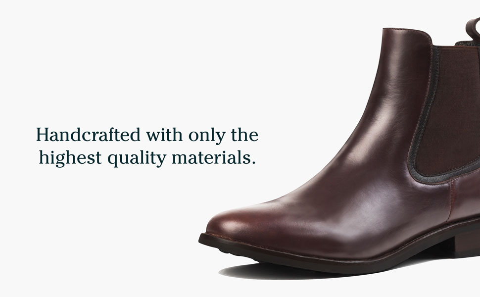 Thursday Boot Company Duchess Chelsea Boot - Handcrafted with the highest quality materials.