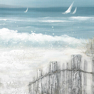 beach art paintings for wall