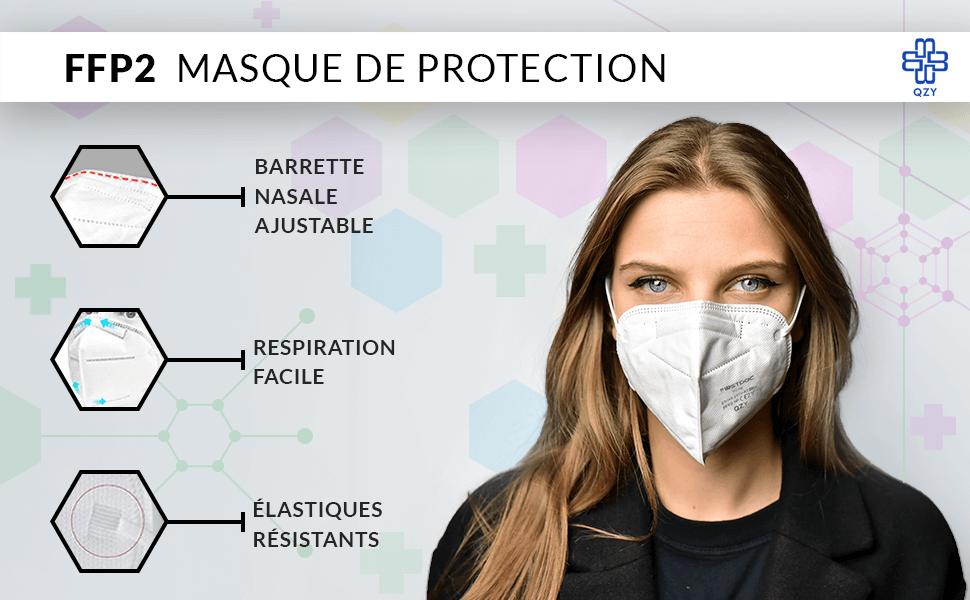 masque ffp2 kn95