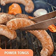 power tongs