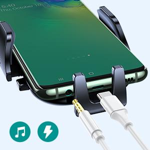 VICSEED car phone holder car phone mount car cell phone holder for car mount