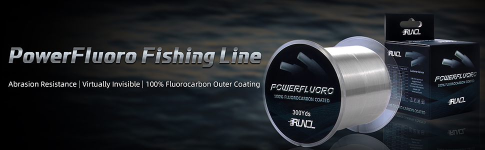 fluoro coated fishing line
