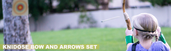 Bow And Arrows Set For Kids