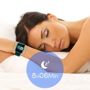 Sleep Monitor, Calorie Counter