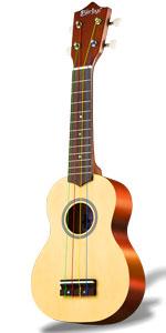 21inch rainbow string uke
