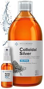 33 oz colloidal silver