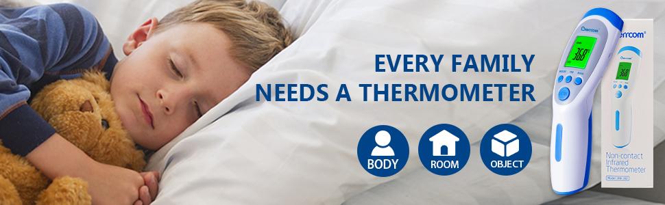 Berrcom Non Contact Infrared Thermometer JXB-182