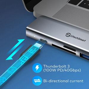 Fast Thunderbolt 3 Port