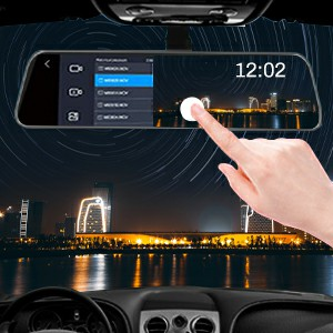 mirror dash cam for cars
