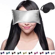Happy Wraps Lavender Eye Pillow Silver