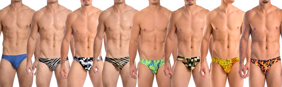 mens bikini swimsuit bathing suit underwear briefs sexy hot