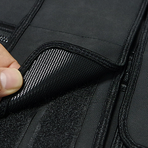 sticky and firm 2 wide velcro belts
