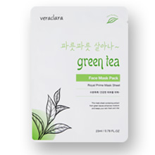 Veraclara Mask Sheet - Green Tea