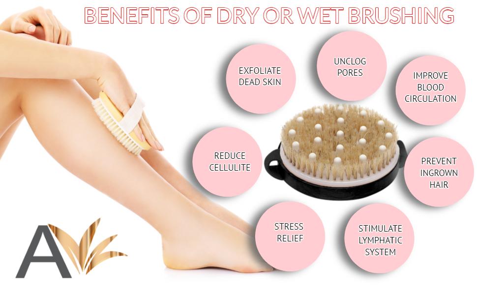 body spin brush dry brush amazon best brush for dry brushing silicone shower brush dry exfoliation