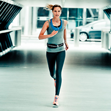 hands free running while listening your favorite music