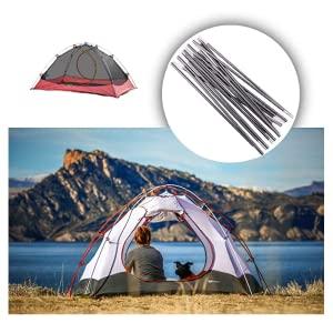 tent poles