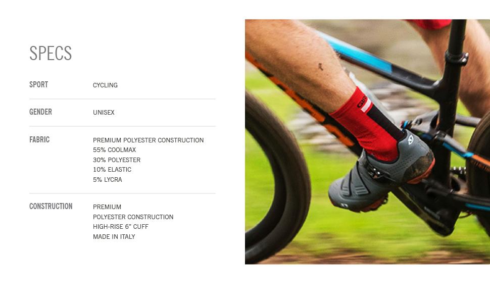 Ropa de ciclismo unisex para adultos Giro Comp Highrise