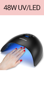 48W Fast Drying UV LED Nail Gel
