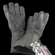 Blok-iT Ganzleder-Motorrad-Handschuhe Handschuhe sind Thermisch F/ür Mountainbiker aus 3M Thinsulate Material Kraftr/äder /& Motorradfahrer