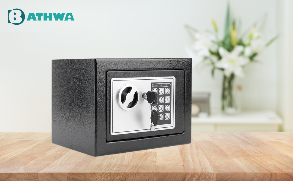 Bathwa safe box