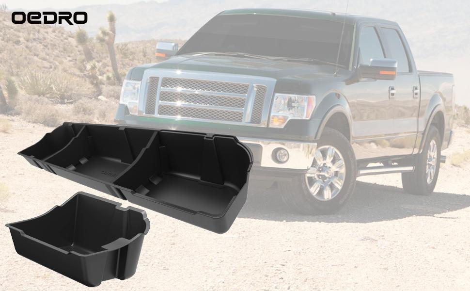 Ford under seat storage
