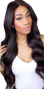 body wave 360 wig