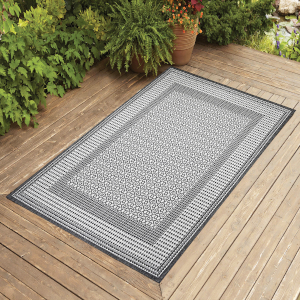 outdoor 4x6 5x7 6x9 8x10 patio jute rug carpet indoor modern entry hallway seagrass mat outside gray