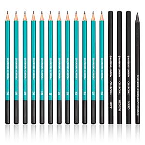 Premium Graphite & Charcoal