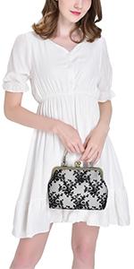 women vintange purse