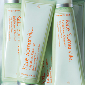 Kate somerville exfolikate cleanser pile