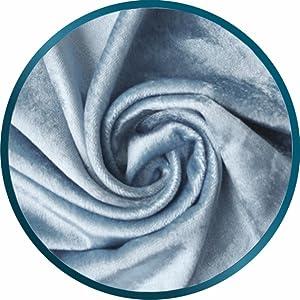 Plush Velvet Soft Back Cushion